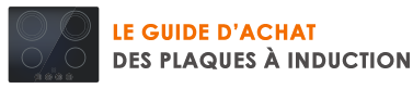Guide d'achat : Plaque à induction