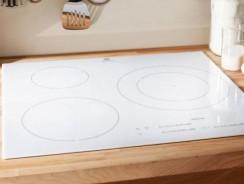 Sélection de plaques à induction blanches